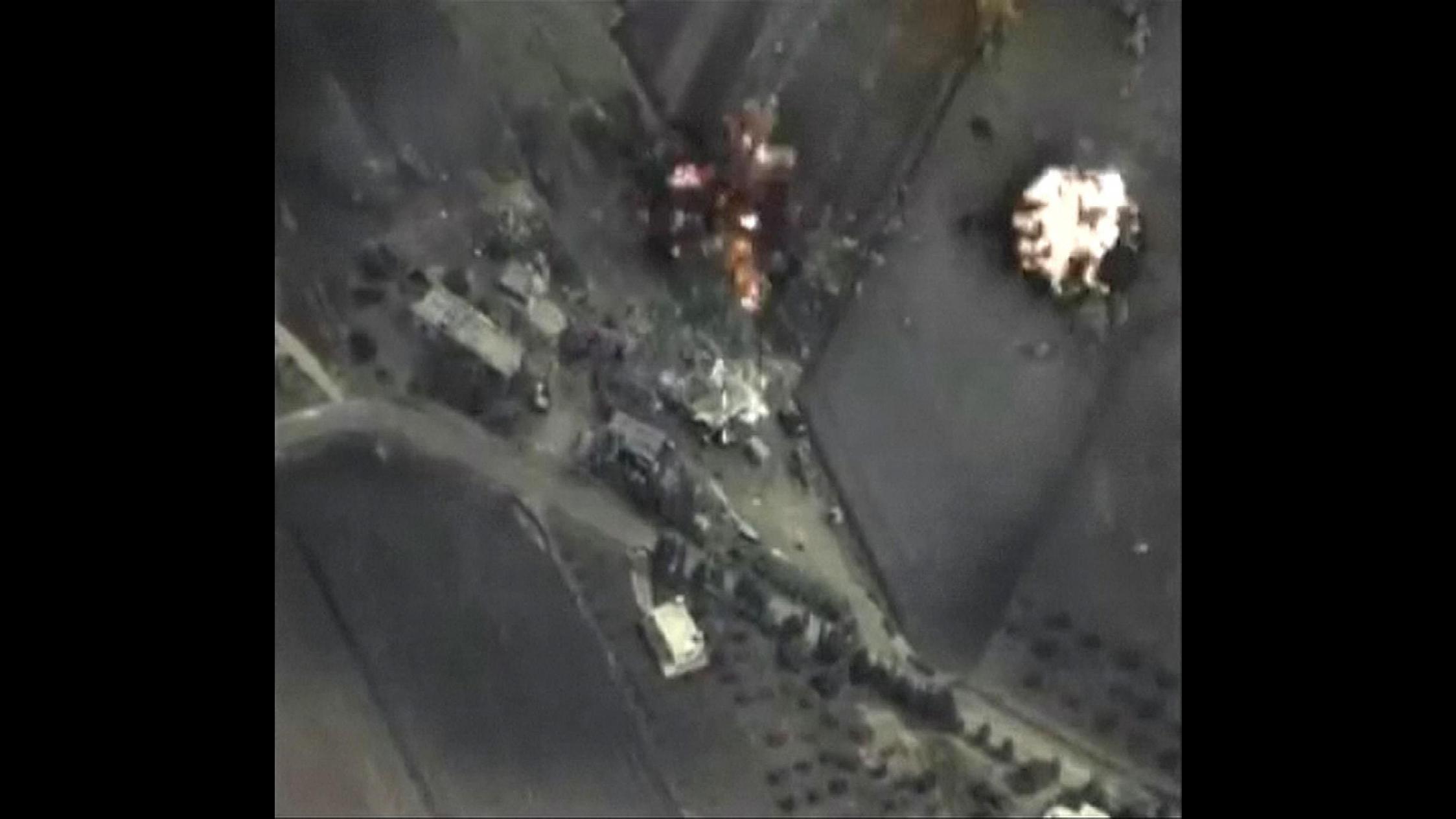 Cameron: I raid russi in Siria sono un grosso errore, Mosca cambi idea