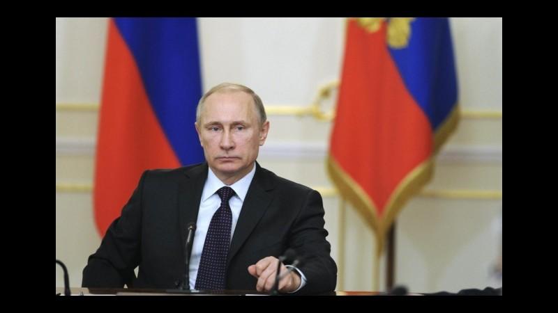 La Russia annuncia tagli di 560 milioni di dollari alle spese per i Mondiali