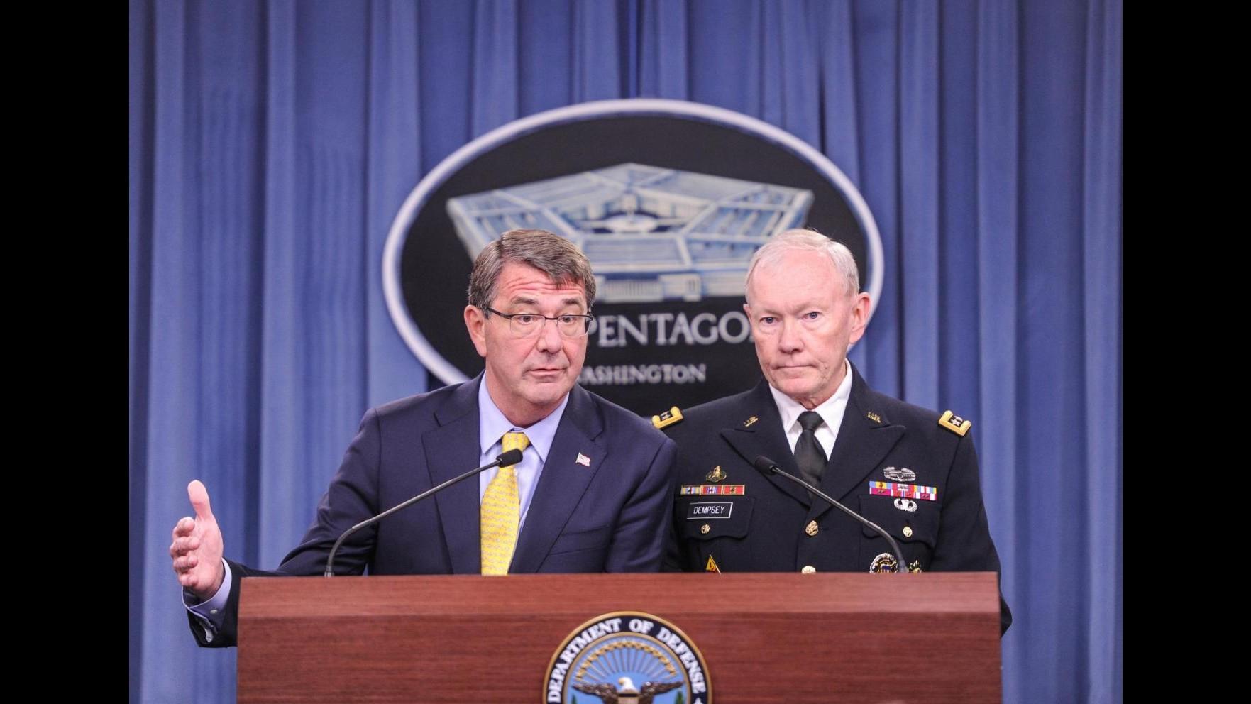 Siria, Pentagono: Proteggere ribelli? È ipotesi