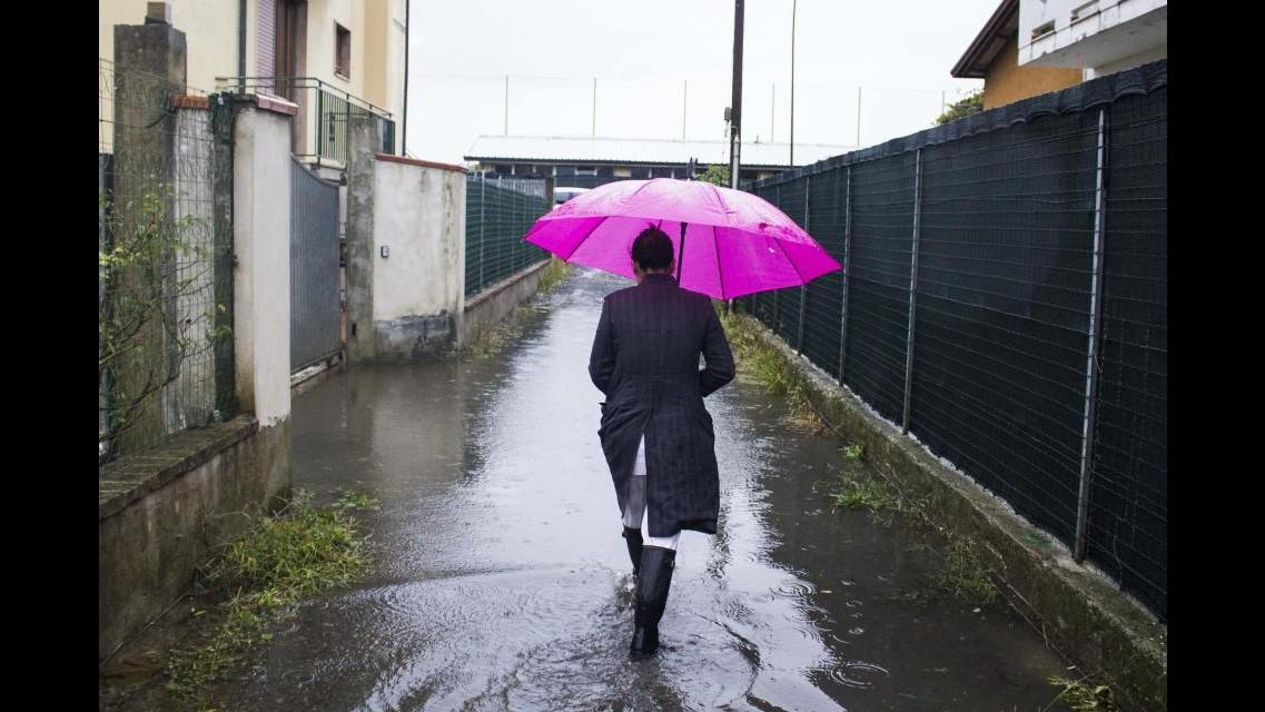 Treviso, bloccati in quota dalla grandine: in salvo due escursionisti