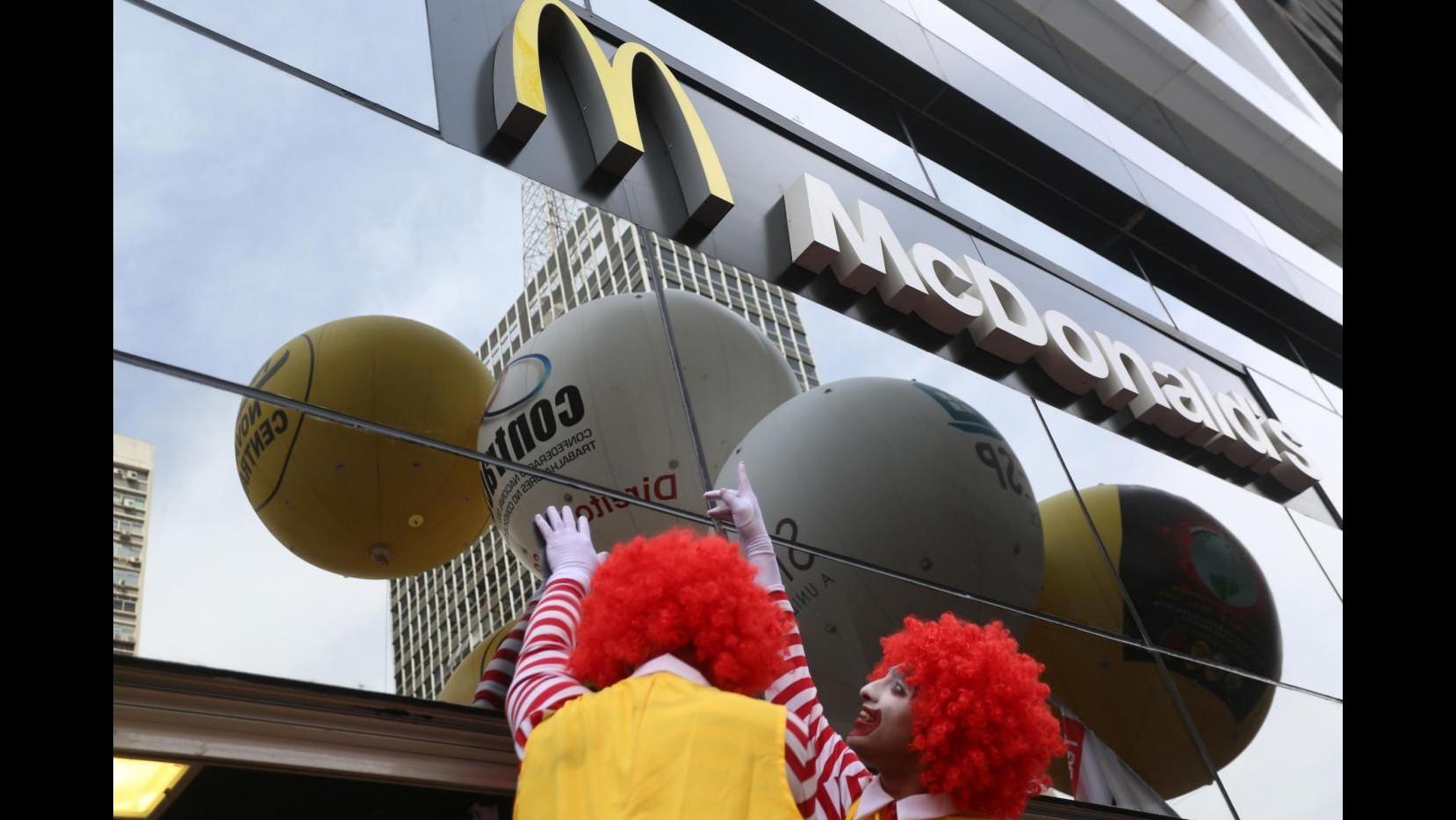 McDonald's, la denuncia: Possibile evasione, deve al Fisco fino a 224 milioni
