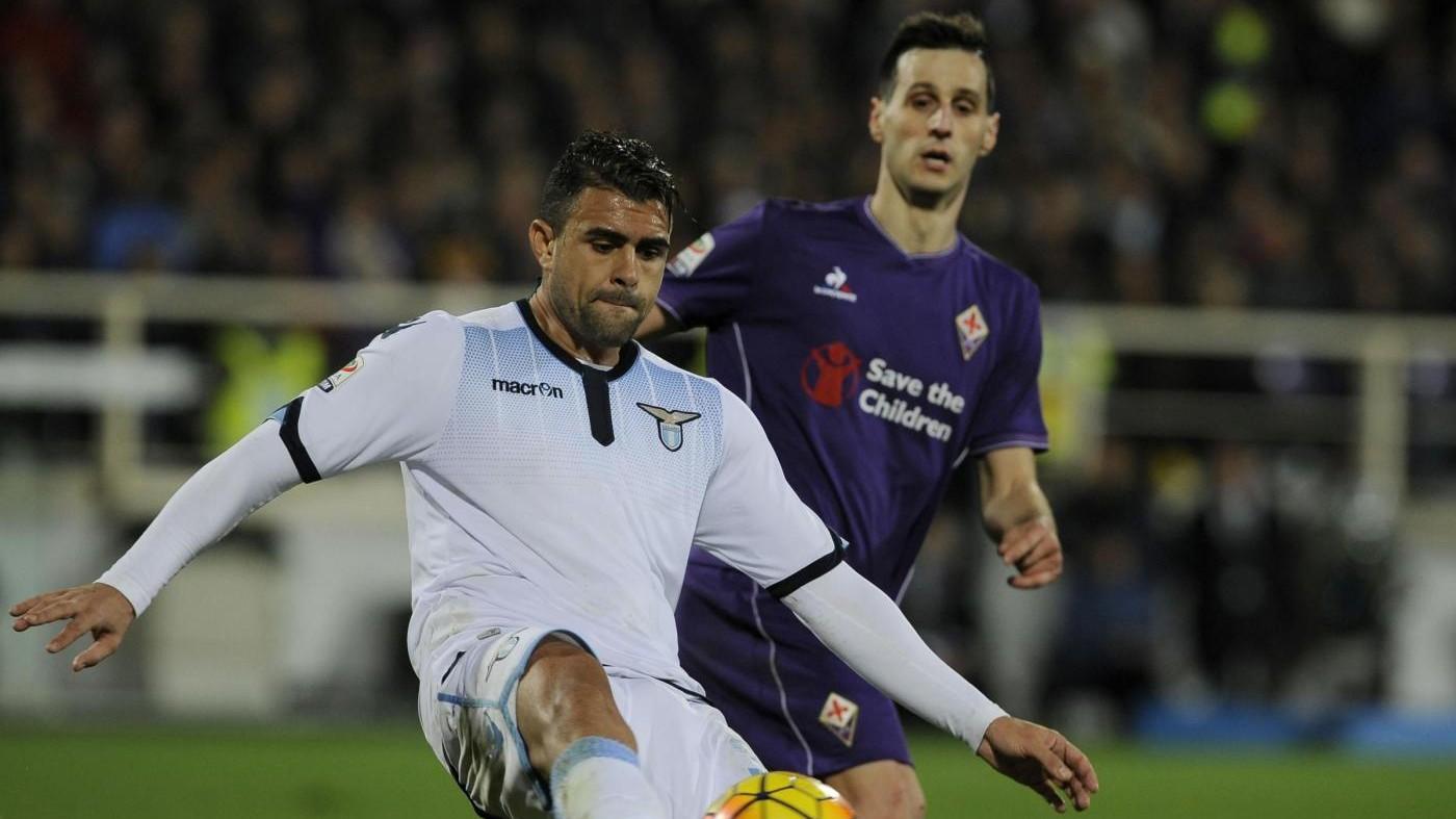Lazio: per Mauricio lesione al bicipite femorale