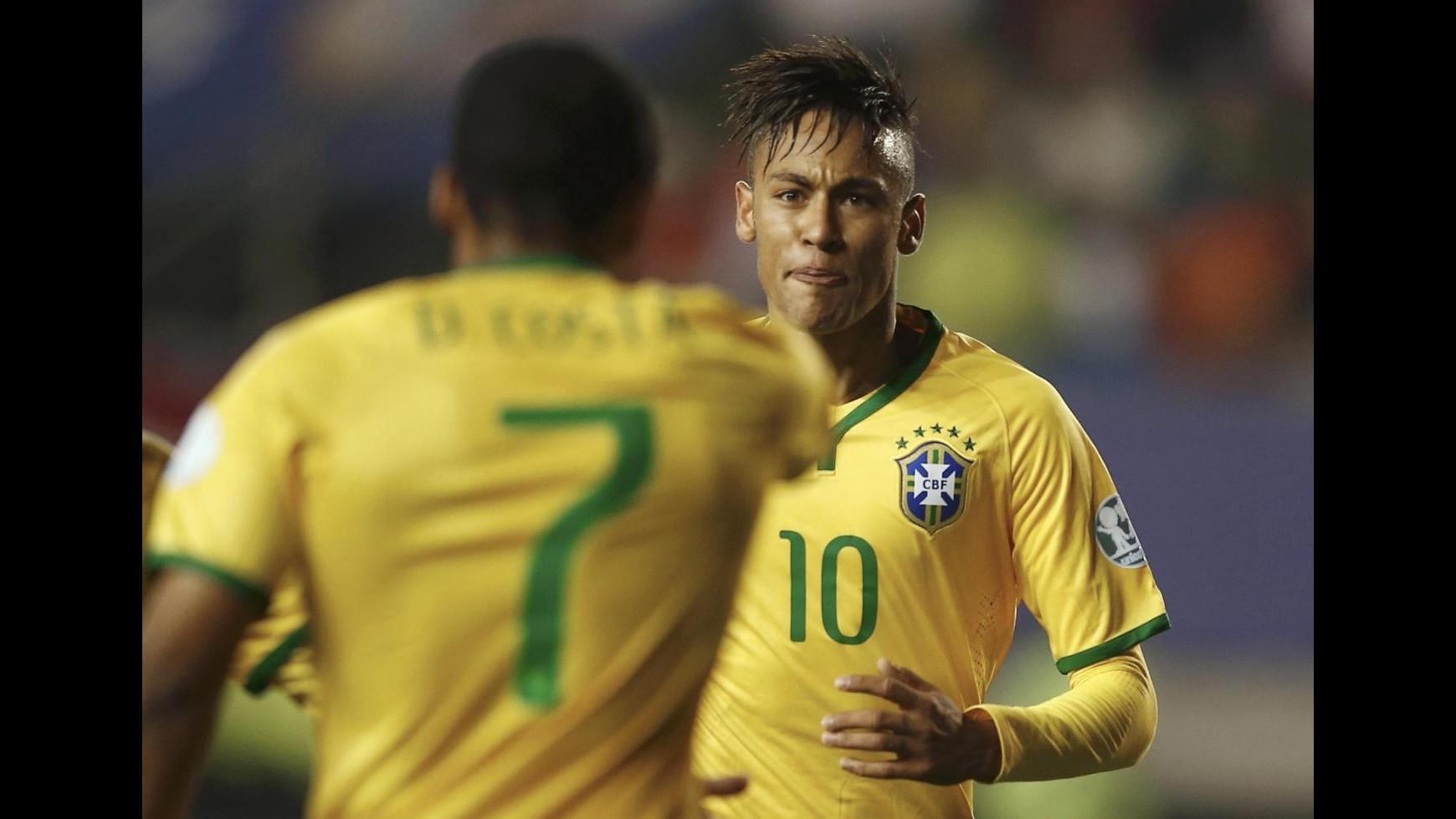 Coppa America finita per Neymar: squalificato 4 turni