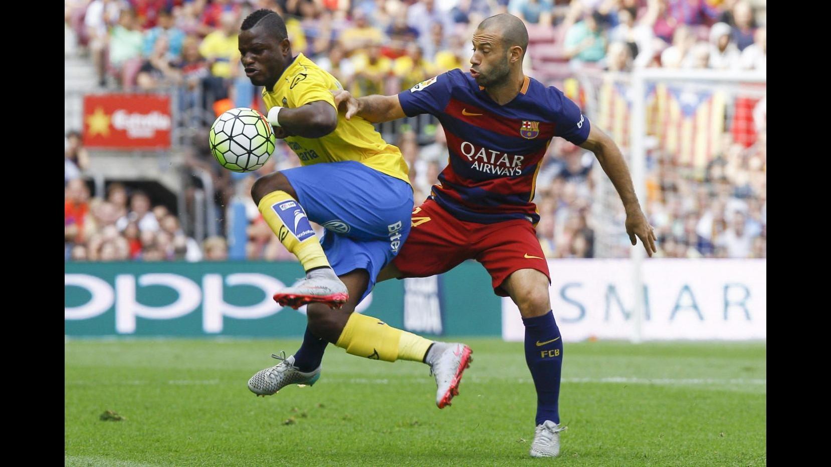 Calcio, Barcellona: Mascherano in tribunale per evasione fiscale