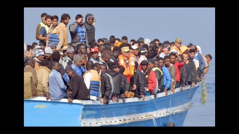 Migranti, fermati due presunti scafisti per lo sbarco di ieri a Catania