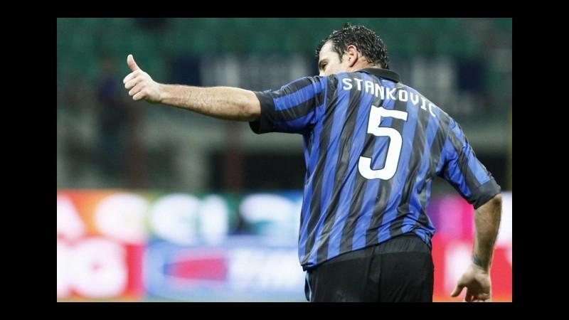 Stankovic torna all'Inter: è il nuovo team manager del club