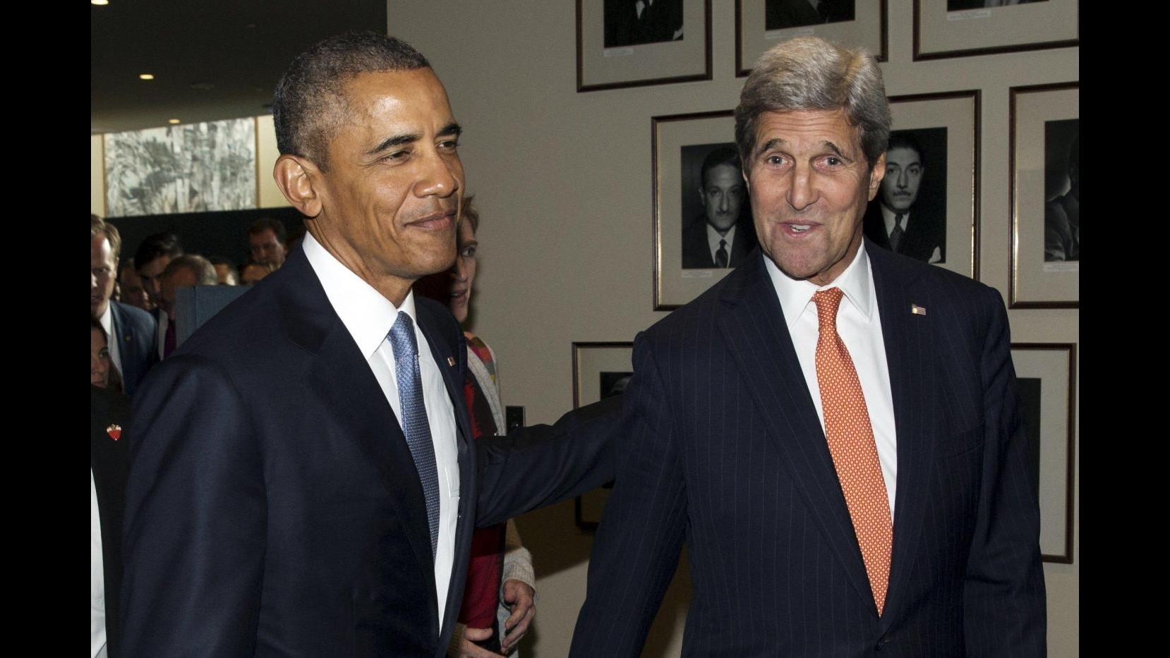 Siria, presto colloqui militari Usa-Russia sui raid