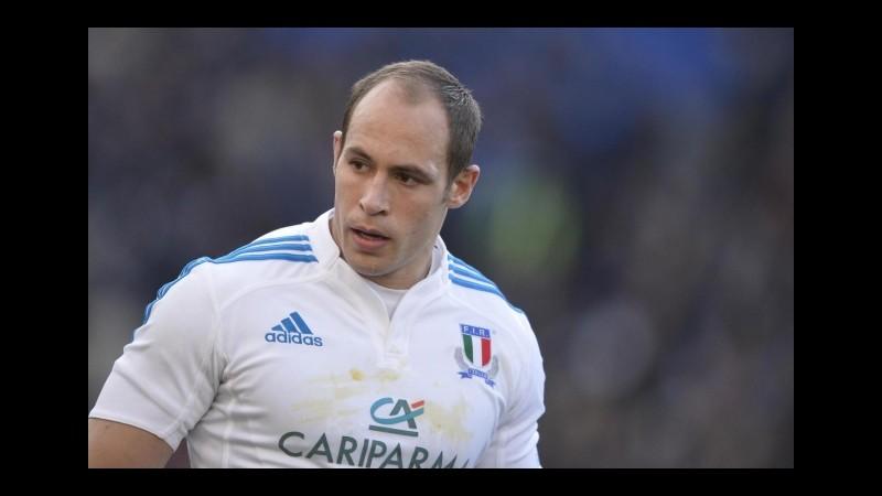 Rugby, Parisse accusa: Noi azzurri fatti passare per mercenari