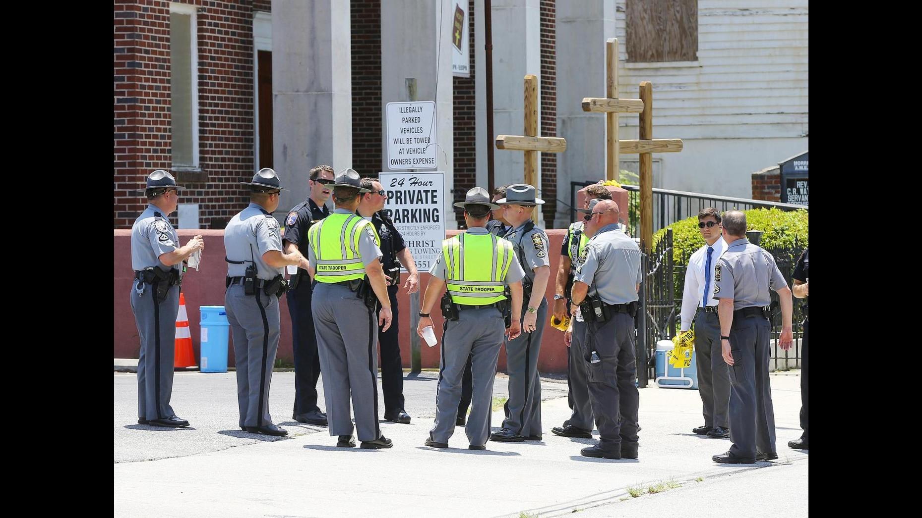 Charleston, preso il killer: introverso e affascinato da suprematismo bianco