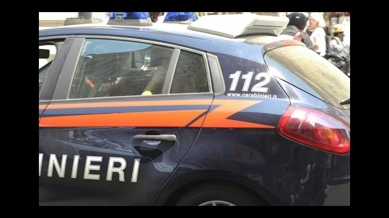 Catania, evade dai domiciliari e entra in casa dell'ex: arrestato