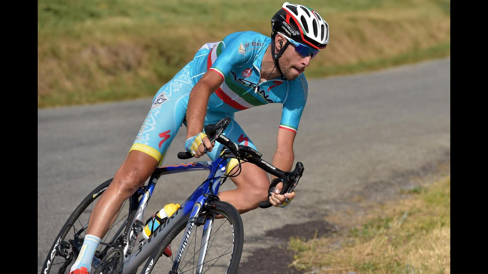 Ciclismo, Tre Valli Varesine: vince Nibali, terzo Nizzolo