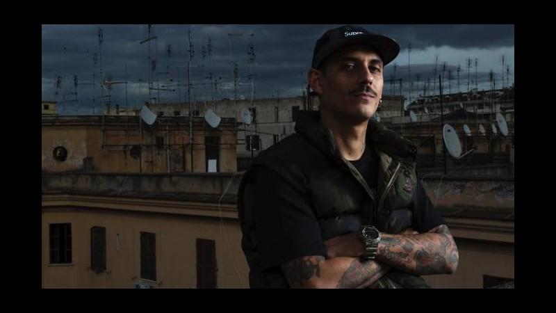 Milano, arrestato rapper romano Noyoz Narcos
