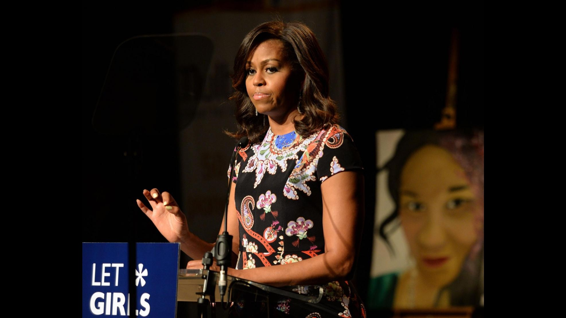Michelle Obama arriva a Milano. Domani la first lady visiterà Expo