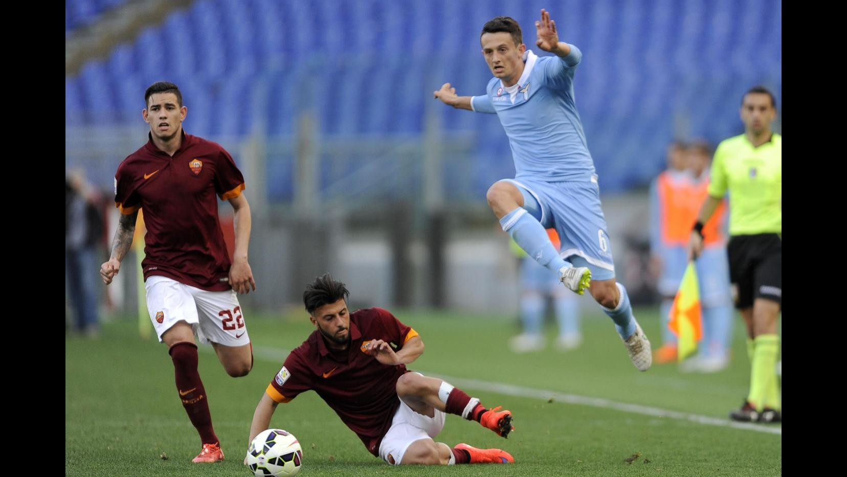 Roma: Verde in prestito a Frosinone. L'Inter venerdì presenta Kondogbia