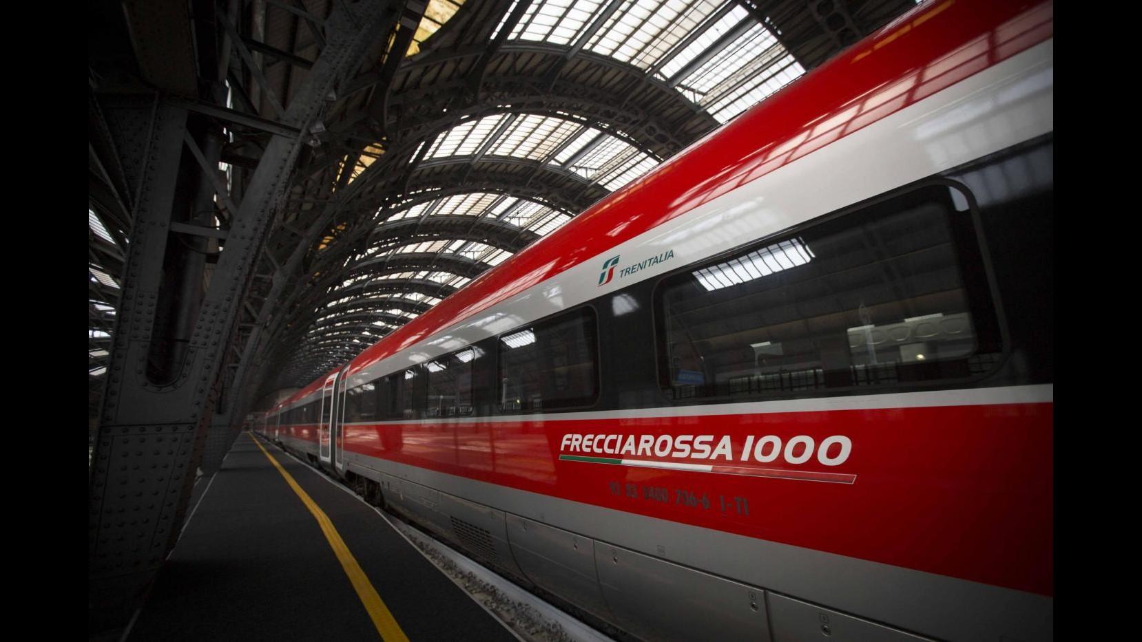 Expo, Trenitalia: 10 milioni passeggeri a Milano da maggio