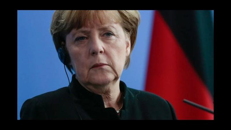 Grecia, Merkel non cede: Il taglio del debito resta fuori questione