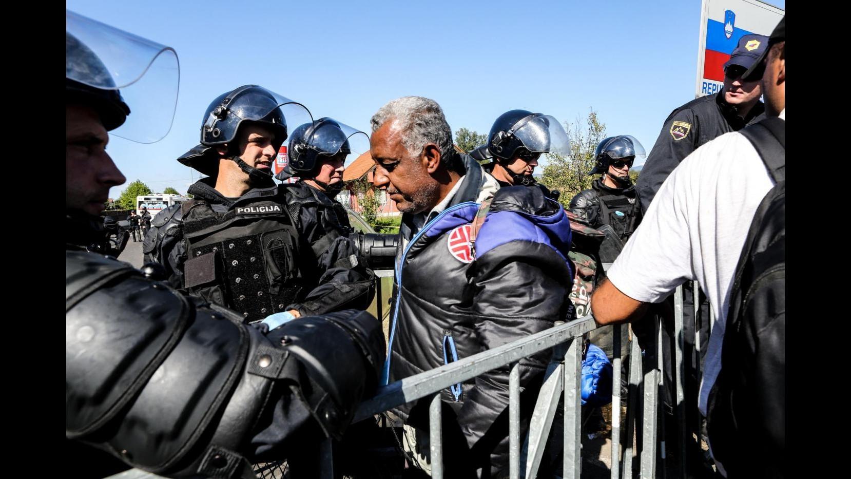 Unhcr: Bulgaria? Rifugiati non devono incontrare pallottole