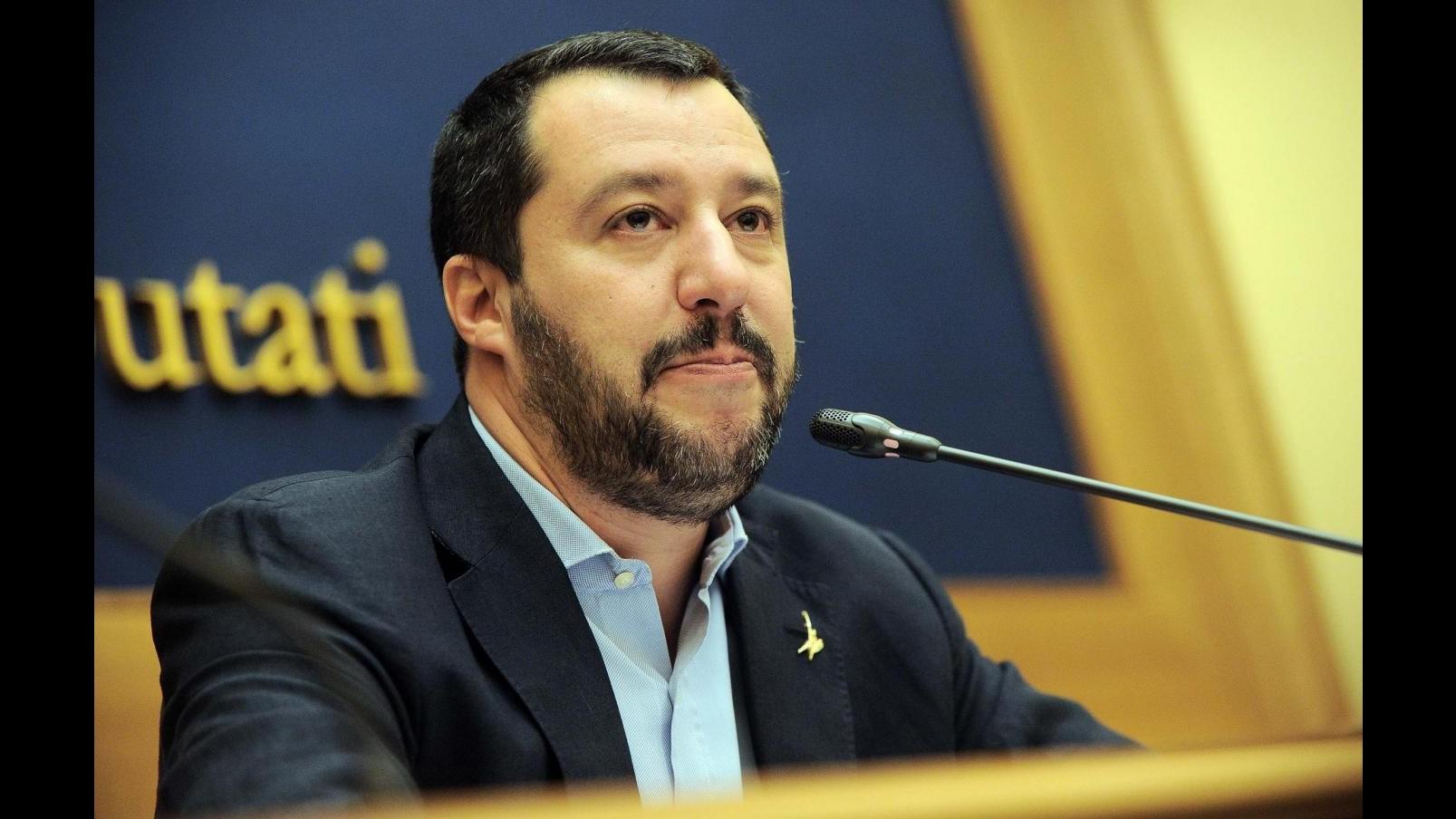 Tangenti, M5s Lombardia: Da Salvini attacco in perfetto stile Berlusconi