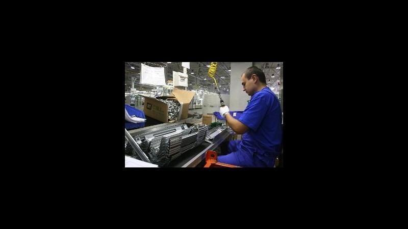 Fincantieri, 3mila lavoratori al lavoro a Monfalcone, in arrivo Squinzi