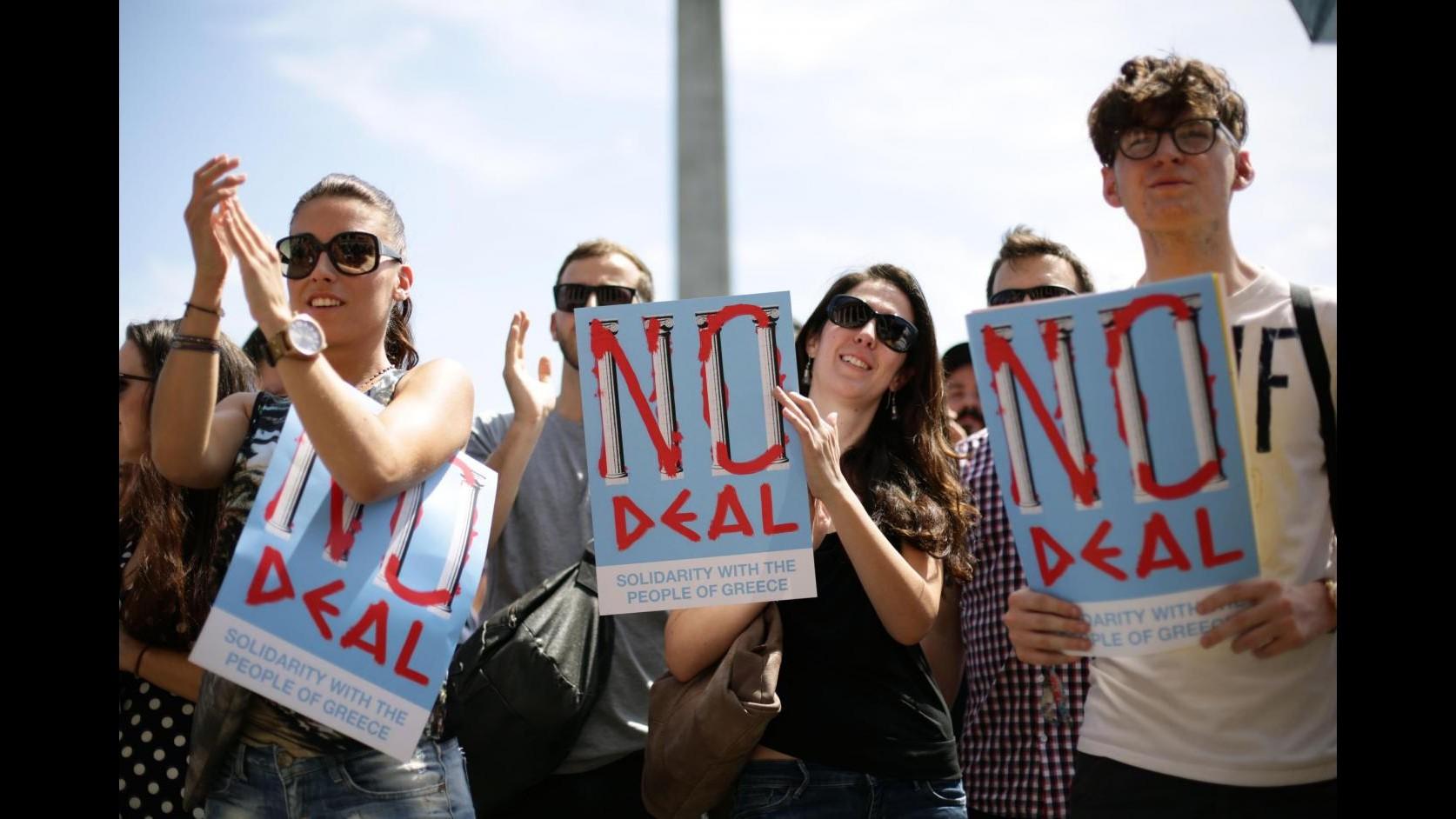SCHEDA-Grecia, guida al referendum: orari, quesito e risultati