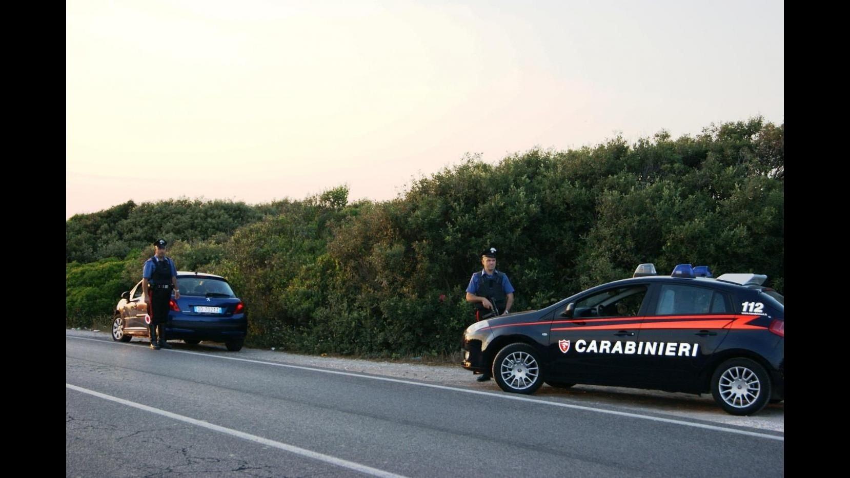Camorra,operazione antidroga:12 arresti nel napoletano e nel casertano