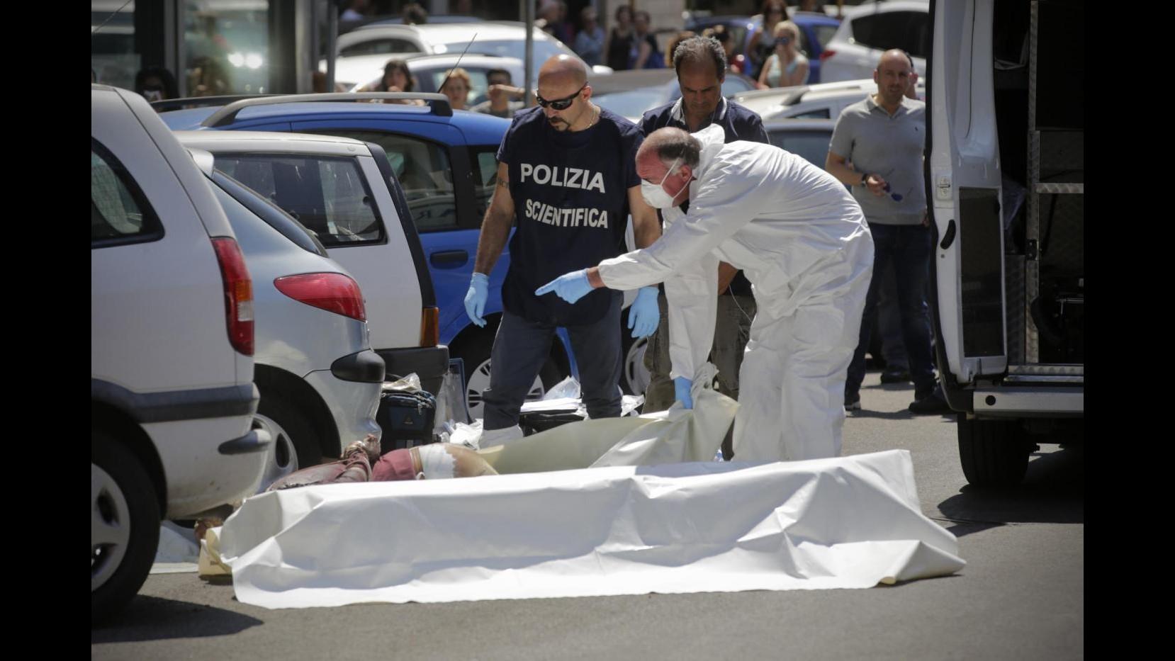 Roma, cadavere trovato in un sacco con mani e piedi legati