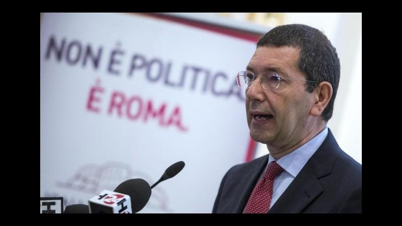 Mafia Capitale, Marino: Chiara discontinuità tra Alemanno e la mia giunta