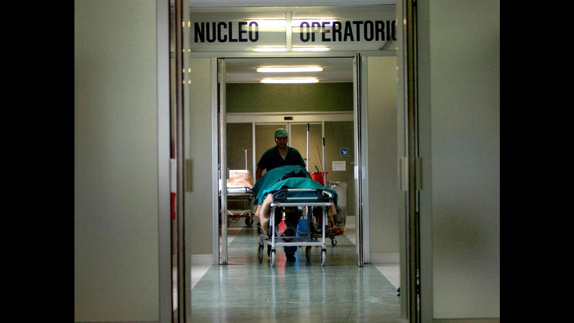 Roma, bimbo salvato dal trattamento del sangue che 'lava' le allergie
