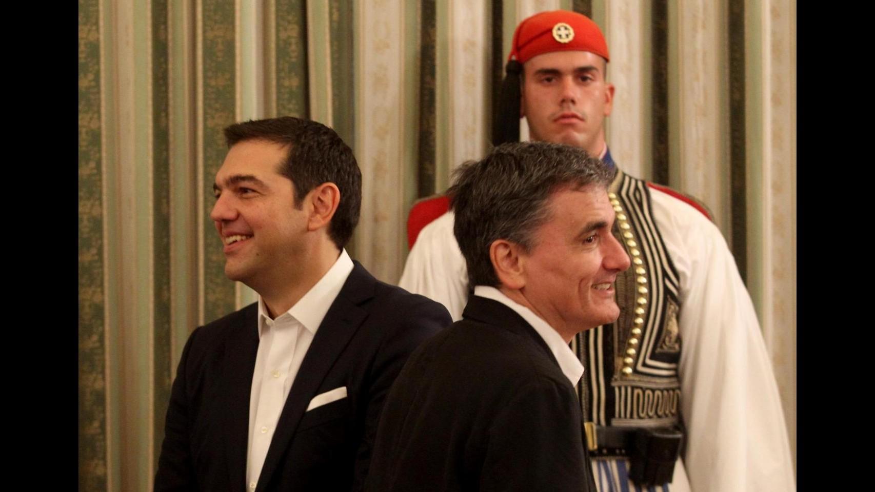 Grecia, Tsipras: Torneremo a crescere nel 2017 con la fiducia degli investitori