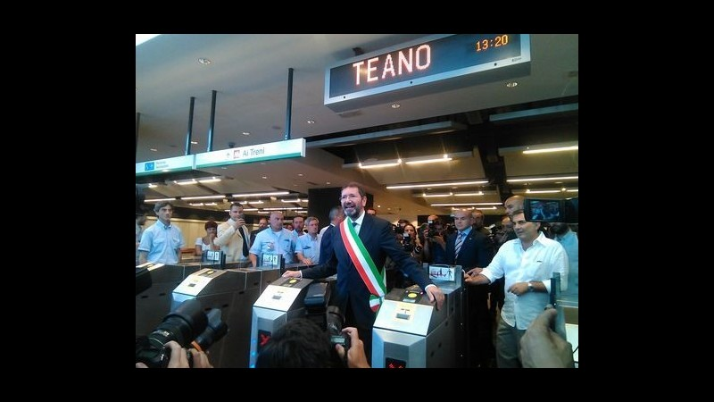 Roma, è stato inaugurato il nuovo tratto della metropolitana C Centocelle-Lodi