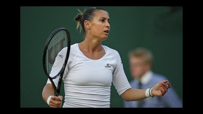 Wimbledon, Pennetta e Bolelli out. Errani batte Schiavone. Avanti Williams e Djokovic
