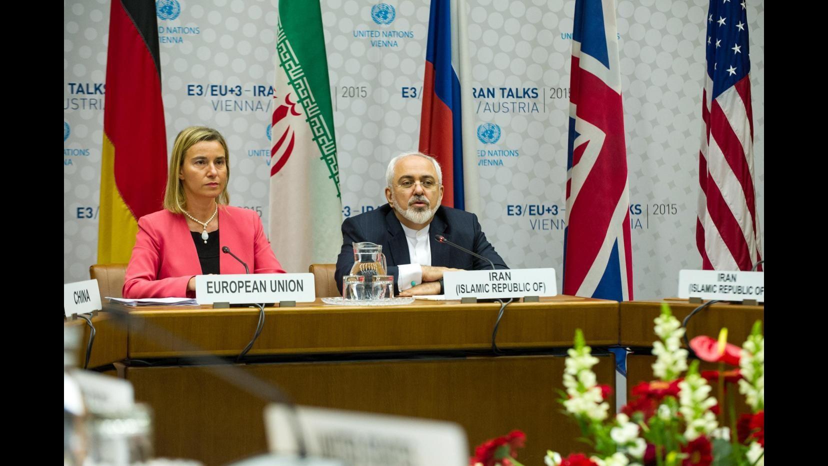 Ue, Mogherini: È stata una settimana positiva in politica estera