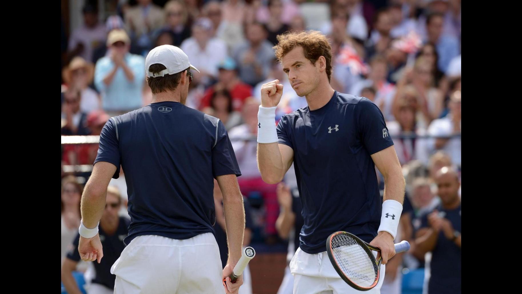 Coppa Davis: Murray trascina la Gran Bretagna in semifinale