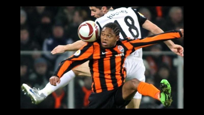 Luiz Adriano: Darò il massimo, sarebbe bello giocare con Ibra