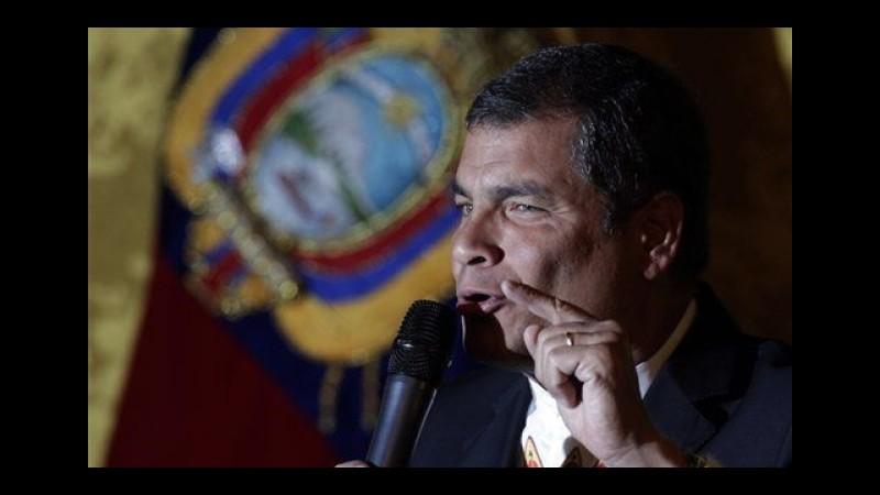 Hacking Team, Correa nega legami con agenzia di intelligence dell'Ecuador