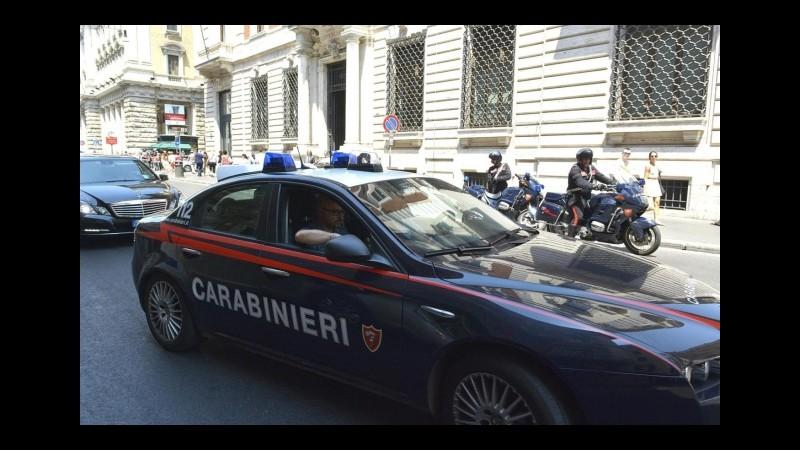Roma, sgominata una rete di spaccio di cocaina: 7 misure cautelari