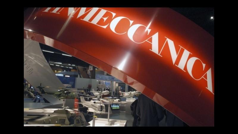 Finmeccanica, Moretti: Siamo interessati a costruire aerei senza pilota