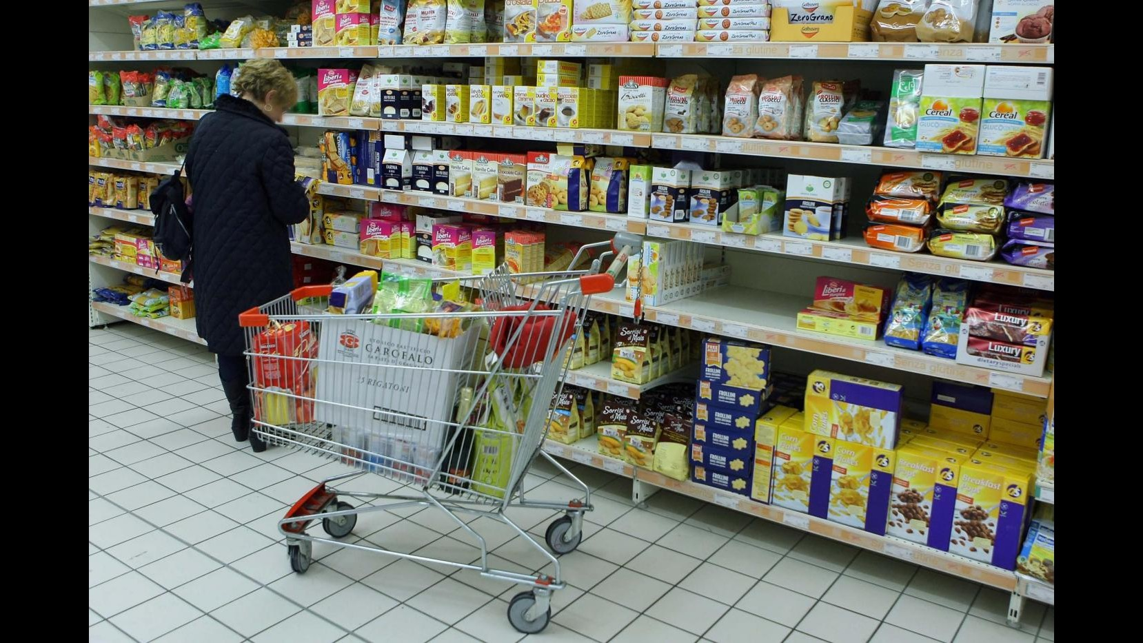 Istat: Avanzo commerciale export Paesi extra-Ue settembre 1.4 mld