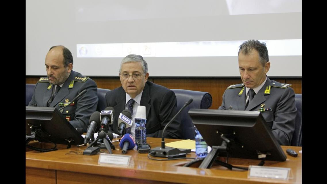 Roma, blitz per tangenti Anas: 10 arresti. In manette ex sottosegretario Meduri