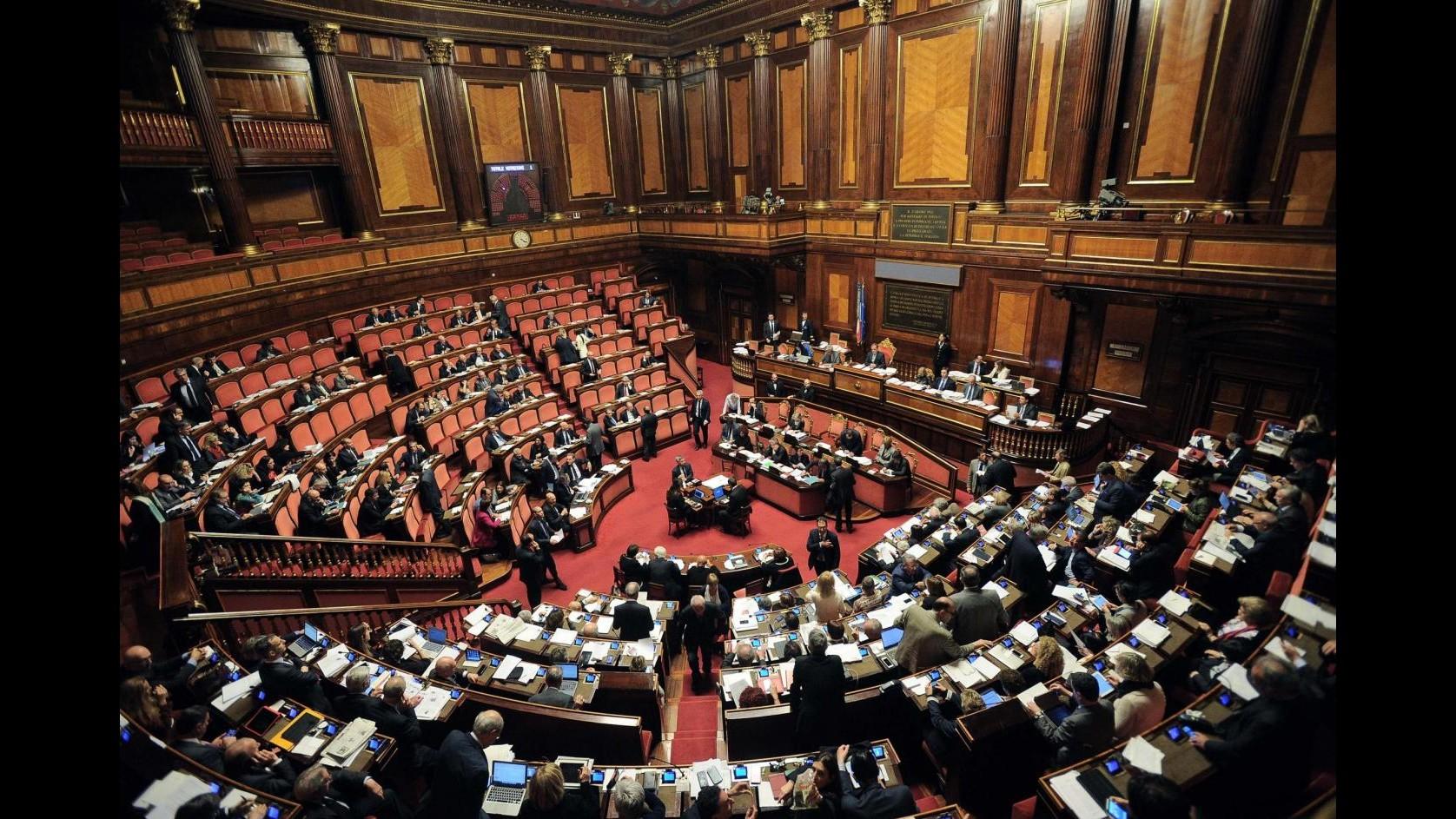 Senato, al via esame in commissione ddl mercato e concorrenza