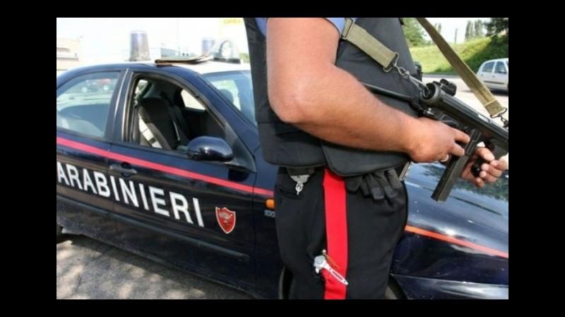 Viterbo, esce di casa nonostante i domiciliari: arrestato