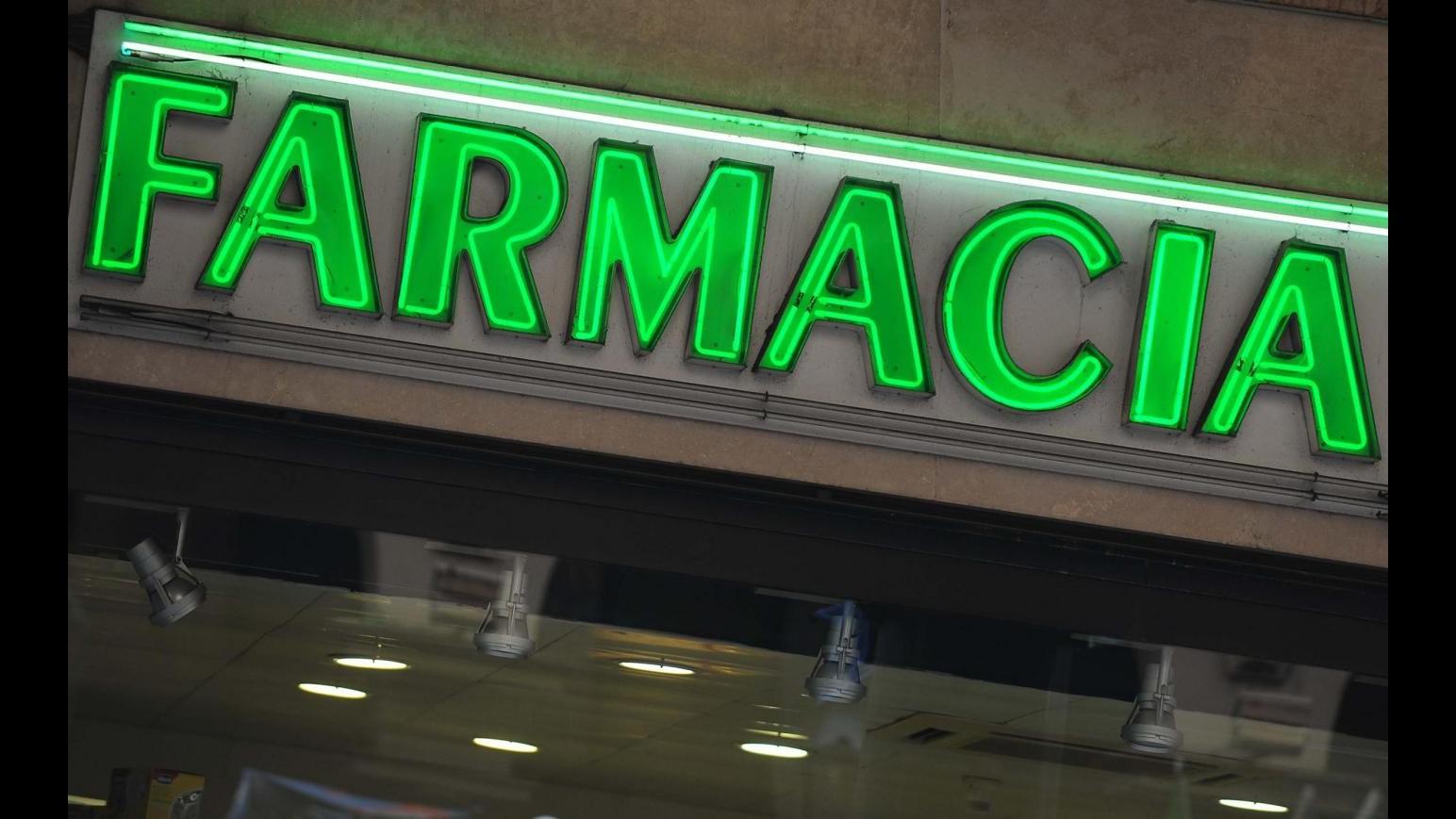 Salute, boom dei nutraceutici: vendite +9,1% in 12 mesi