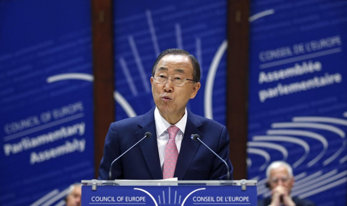 Iran, Ban Ki-moon: Accordo storico, ammirazione per negoziatori