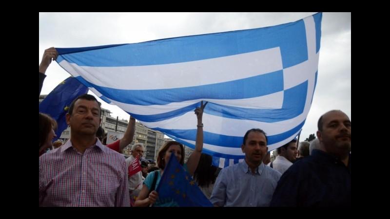 Grecia, avanzo primario I semestre a 1,87 miliardi. Sopra le attese