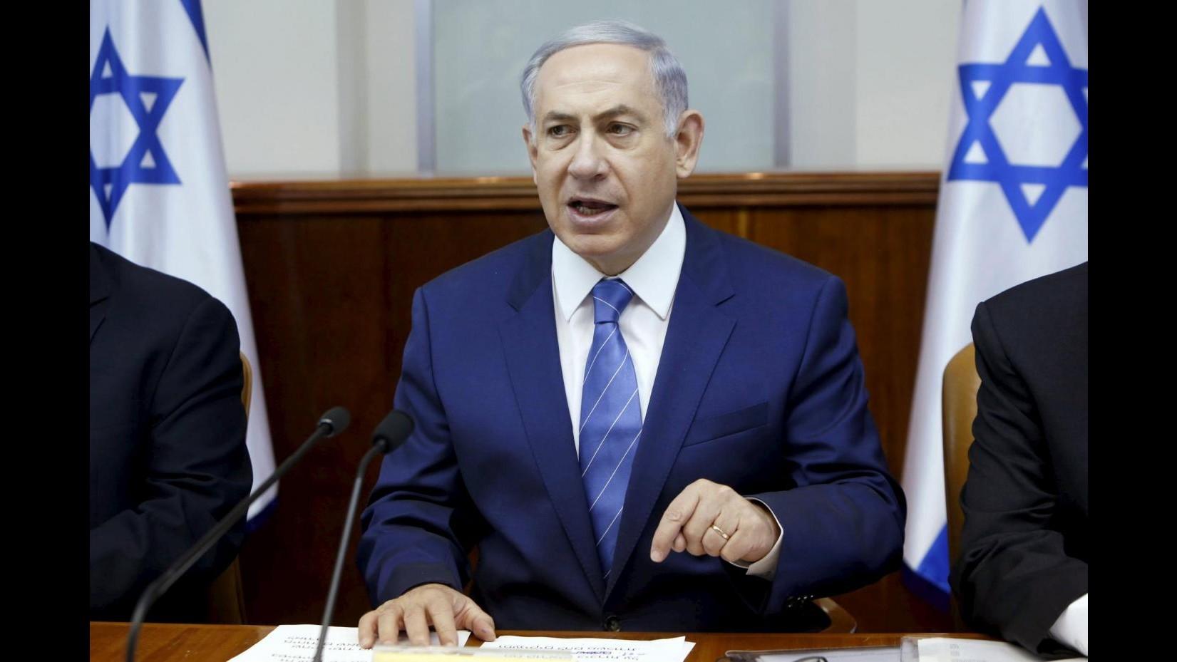 Netanyahu choc: Hitler non voleva Olocausto, glielo chiese muftì. È bufera