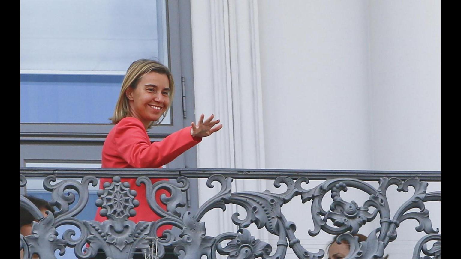 Nucleare iraniano, Mogherini annuncia: È un buon accordo