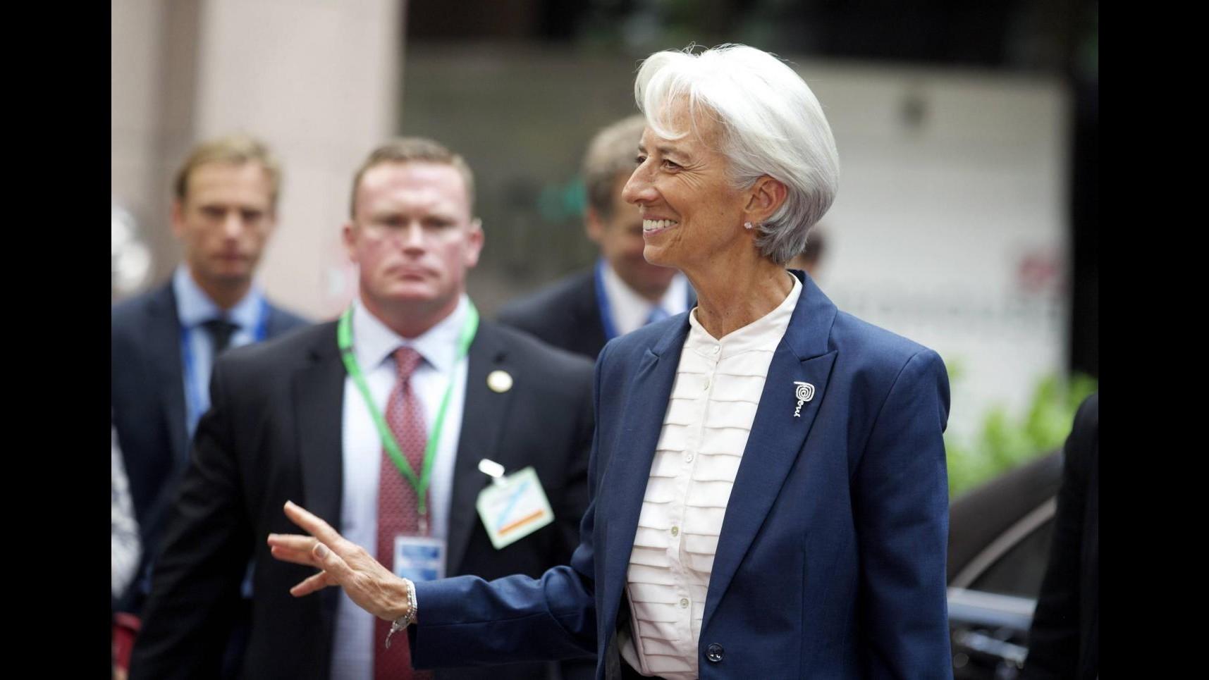 Grecia, Fmi: Pronti a lavorare con Atene e partner europei