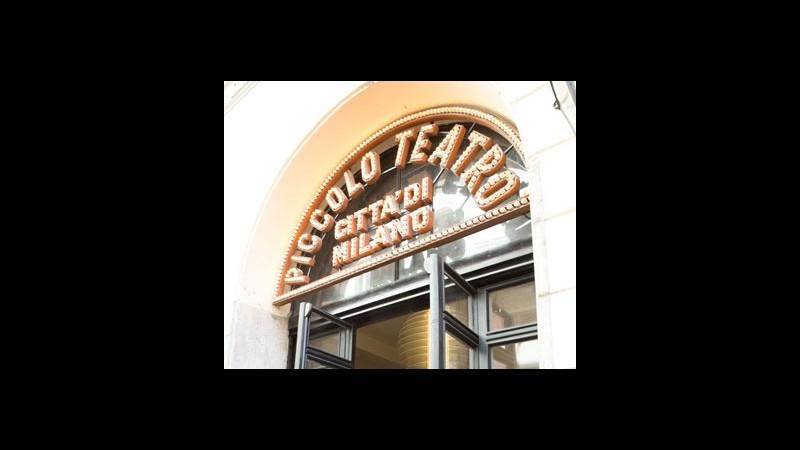 Addio a Enrico D'Amato, storica anima del Piccolo teatro di Milano