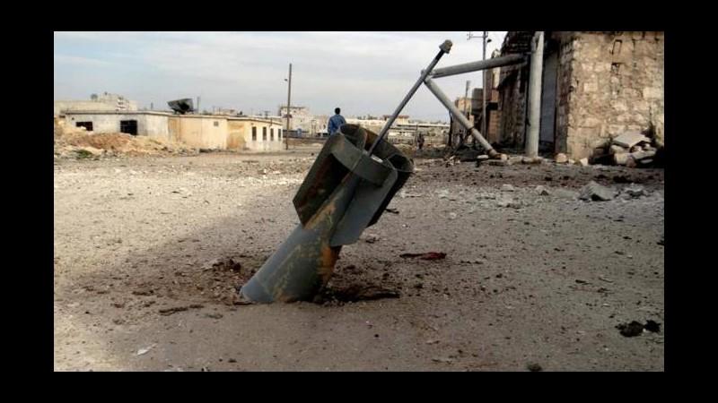 Siria, militanti fanno esplodere tunnel: crollano mura della cittadella di Aleppo