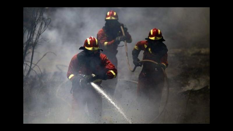 Incendio in una casa di cura vicino a Saragozza: 8 anziani morti, 12 feriti